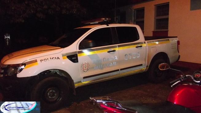 Assaltantes redem mãe e filho e levam carro em Panambi