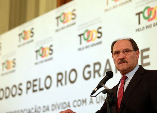 Governador vai a Brasília pedir apoio a Força Nacional de Segurança ao RS