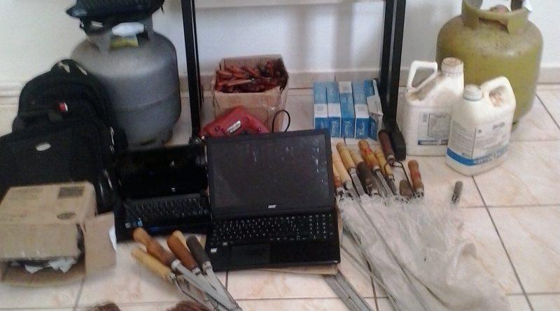 Operação condomínio