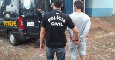 Polícia Civil realiza Operação Masmorra