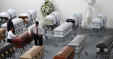 Corpos dos brasileiros da tragédia na Colômbia serão repatriados nesta sexta