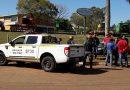 Brigada Militar presta apoio a PRF e PRE  na manhã desta segunda feira