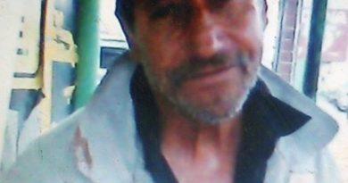 Palmeirense  é encontrado morto às margens de sanga