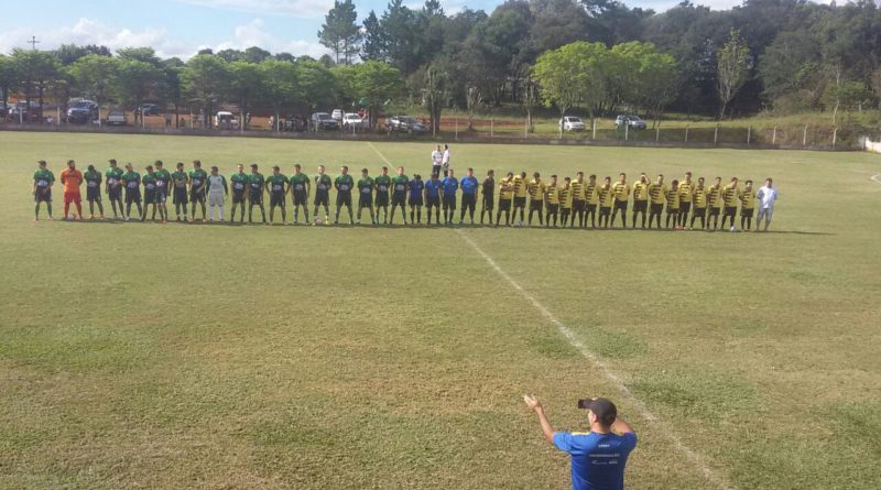 Goleadas marcaram os primeiros jogos da taça Amzop/Sesc de futebol