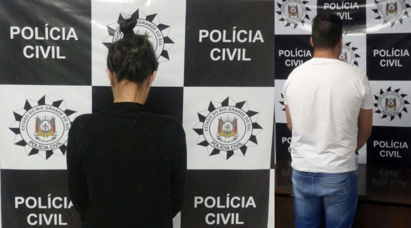 FW: Justiça decreta prisão preventiva de casal por morte de taxista