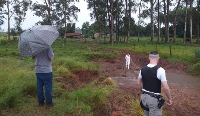 Agricultor é encontrado morto após sair para recolher o gado em Quinze de Novembro