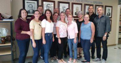 Coordenadoria e diretores de 11 Escolas-Piloto da região participam de capacitação sobre o Novo Ensino Médio