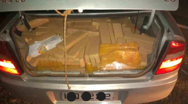 Prisão por tráfico de drogas