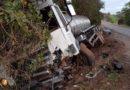 Uma pessoa morre em acidente na BR 386 em Seberi