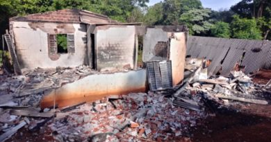 Disputa entre índios tem ataque com uso de drone e tiros de fuzil em Redentora
