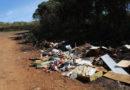 Descarte incorreto de lixo é registrado em Palmeira das Missões