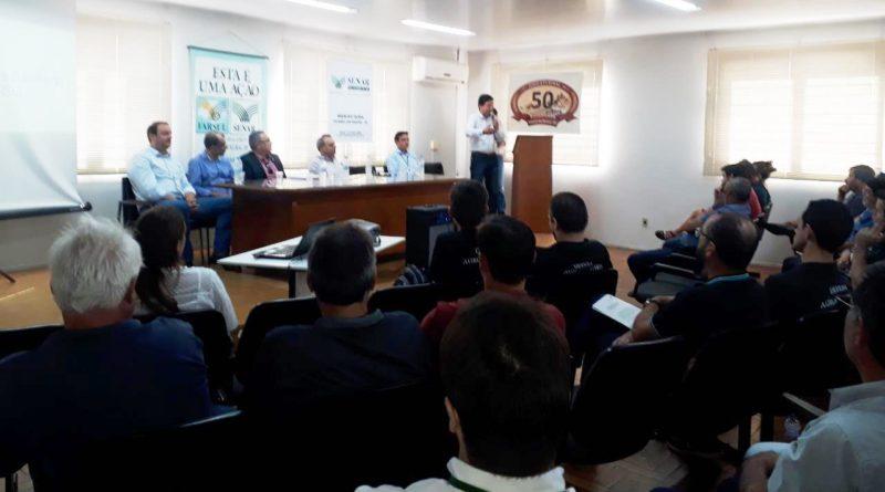 Presidente da Amzop participa de encontro regional em Palmeira das Missões
