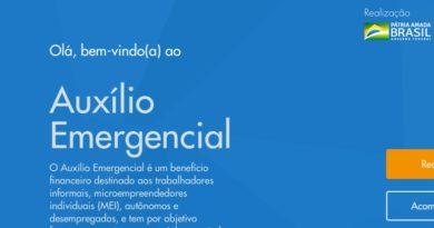 Caixa lança site para solicitar auxílio emergencial de R$ 600