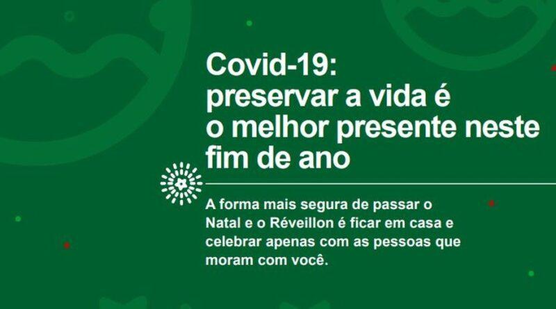 Fiocruz lança cartilha sobre Natal e Ano Novo na pandemia: 'seguro é celebrar apenas com quem você mora'